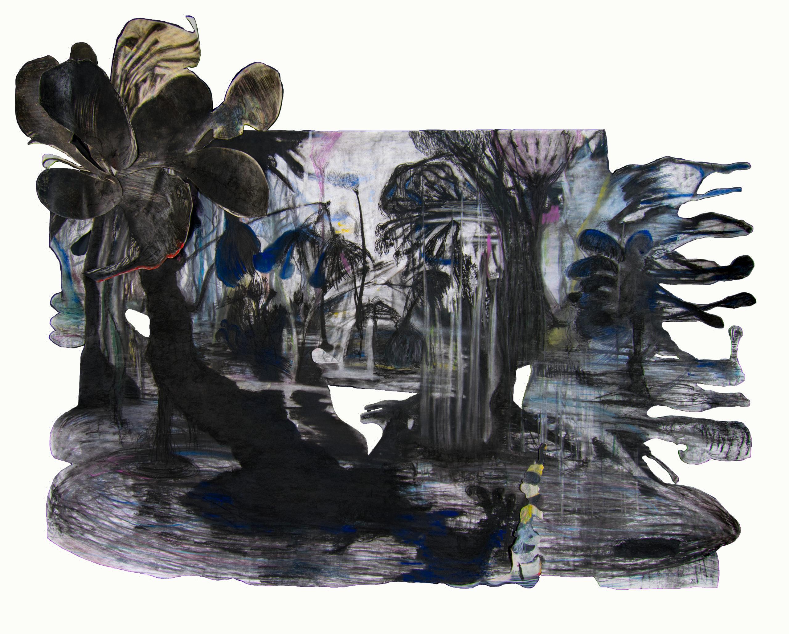 Wegzakken in het krijtmoeras